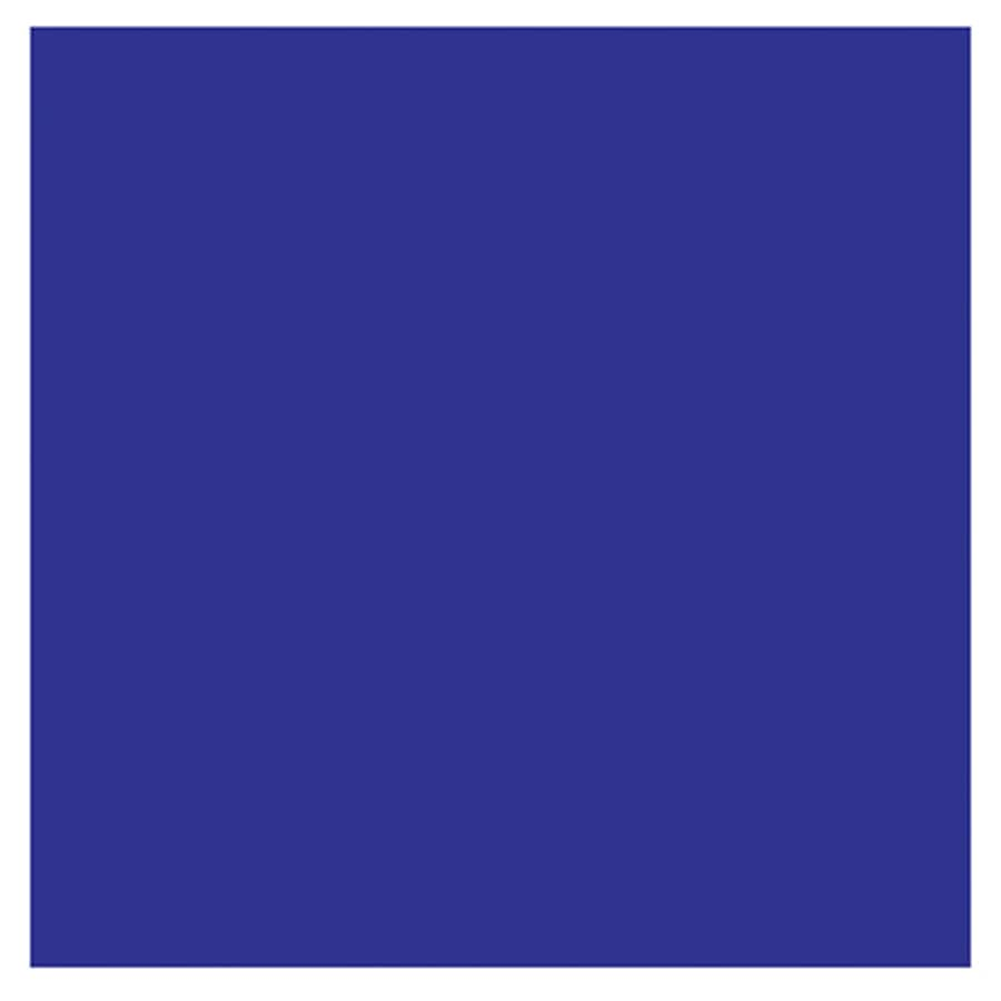 Interceramic Wall 40-Pack Pure Cobalt Ceramic Wall Tile (Common: 6-in x 6-in; Actual: 6.01-in x 6.01-in)