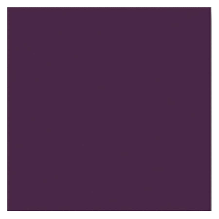 Shop Interceramic Wall 40 Pack Plum Ceramic Wall Tile Common 6 In X 6 In A