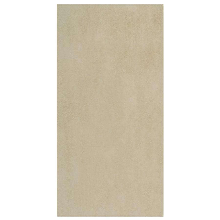 Interceramic Concrete 8-Pack Beige Porcelain Floor Tile (Common: 12-in x 24-in; Actual: 11.81-in x 23.63-in)