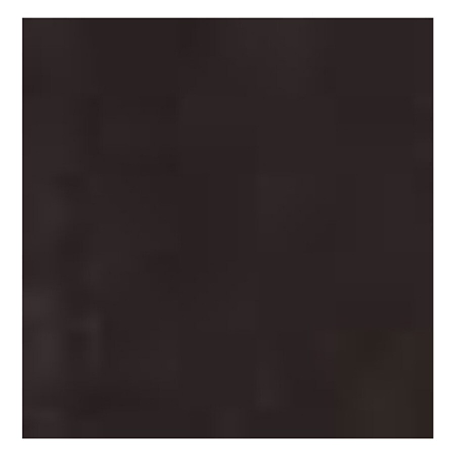 Interceramic Wall 80-Pack Graphite Ceramic Wall Tile (Common: 4-in x 4-in; Actual: 4.24-in x 4.24-in)