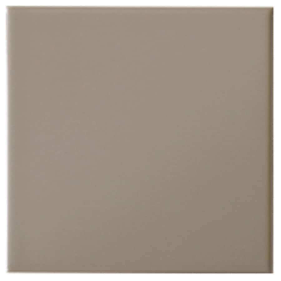 Interceramic Wall 80-Pack Arrow Wood Ceramic Wall Tile (Common: 4-in x 4-in; Actual: 4.24-in x 4.24-in)