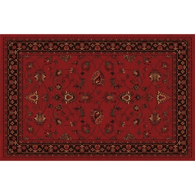 Ft 9 In Red Sofia Area Rug At Lowes Com