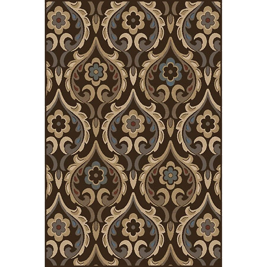 Home Dynamix Cape Town Rectangular Indoor Woven Area Rug (Common: 5 x 7; Actual: 7.67-ft W x 10.33-ft L)