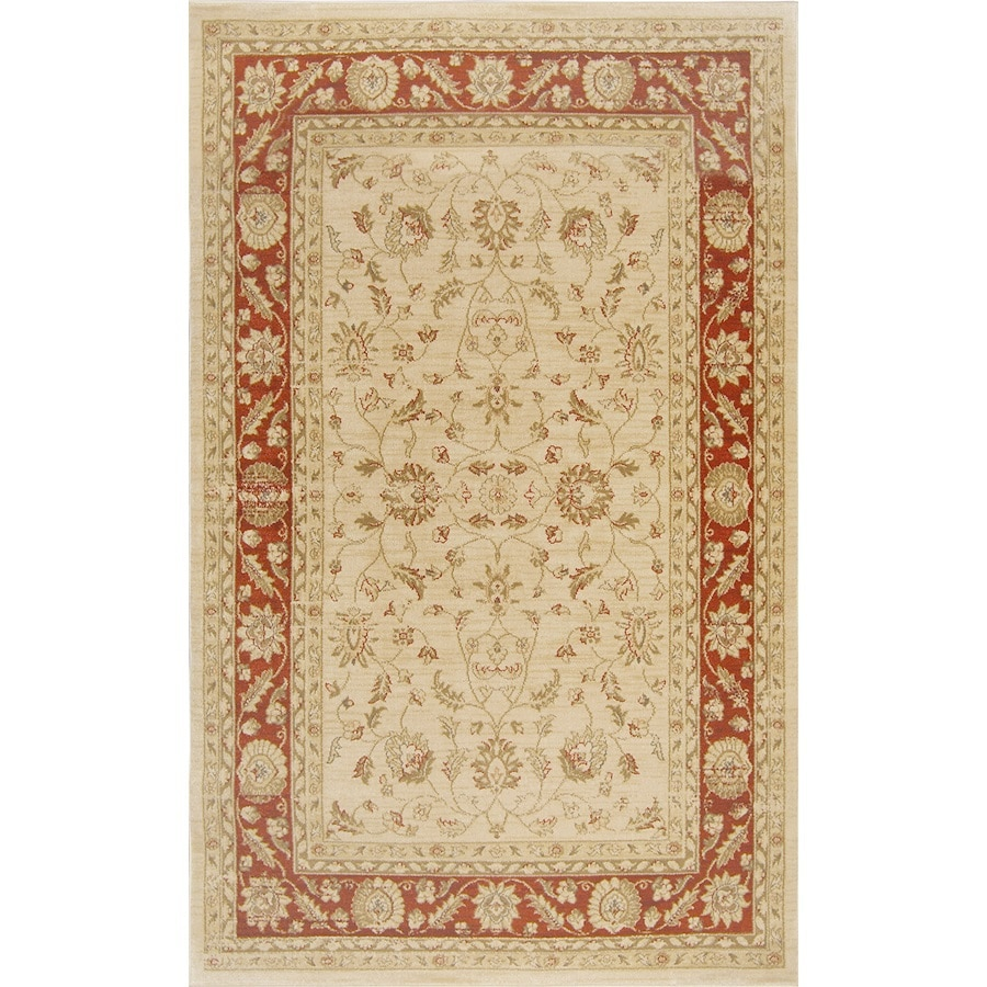Home Dynamix Marrakesh Rectangular Indoor Woven Area Rug (Common: 8 x 10; Actual: 7.67-ft W x 10.17-ft L)