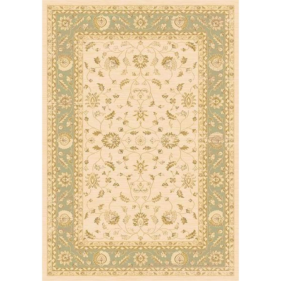 Home Dynamix Marrakesh Rectangular Indoor Woven Area Rug (Common: 5 x 7; Actual: 5.17-ft W x 7.17-ft L)