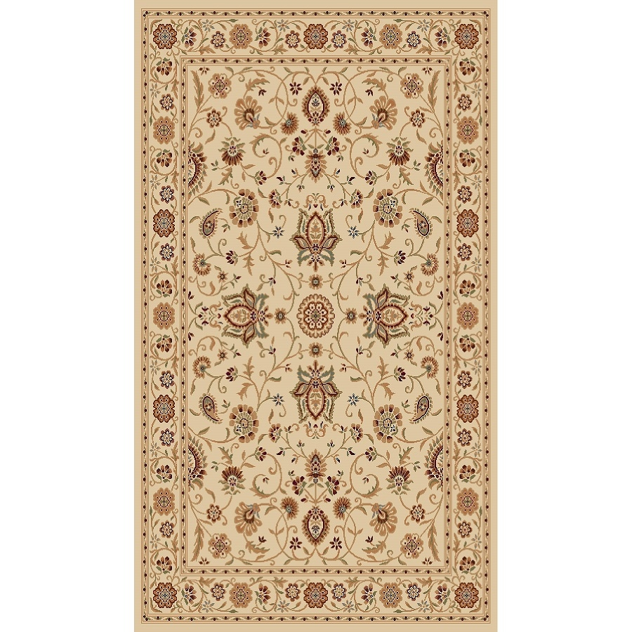 Home Dynamix Rome Rectangular Indoor Woven Throw Rug (Common: 2 x 4; Actual: 31-in W x 50-in L)
