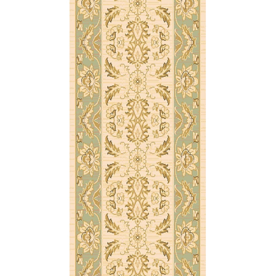 Home Dynamix Marrakesh Rectangular Indoor Woven Runner (Common: 2 x 11; Actual: 26.4-in W x 132-in L)