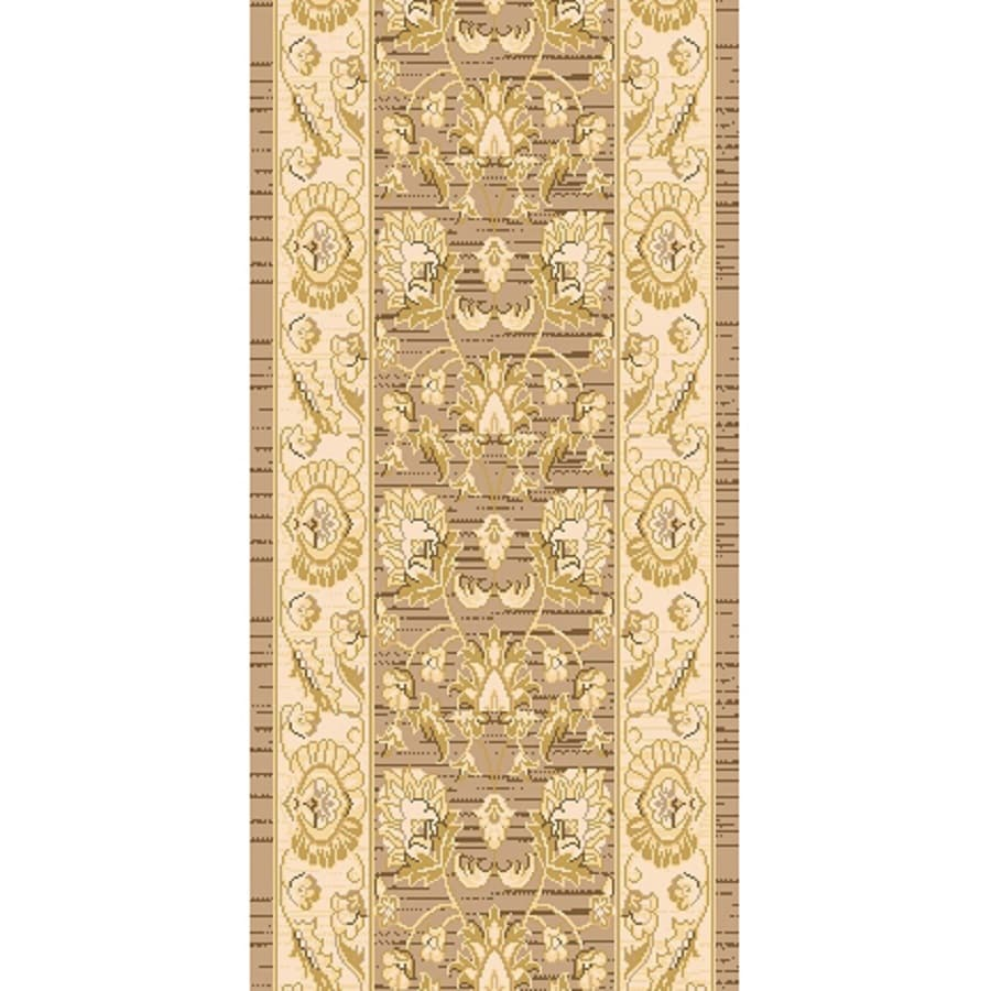 Home Dynamix Marrakesh Rectangular Indoor Woven Runner (Common: 2 x 18; Actual: 2.2-ft W x 17-ft L)