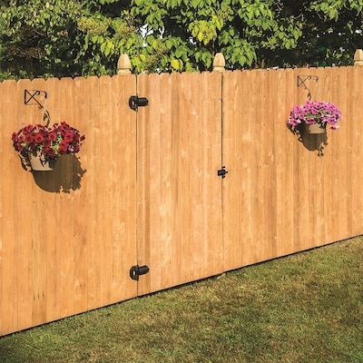 Spruce Pine Fir Dog Ear Fence Panels At Lowes