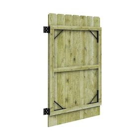 Wood Fence Gates At Lowes