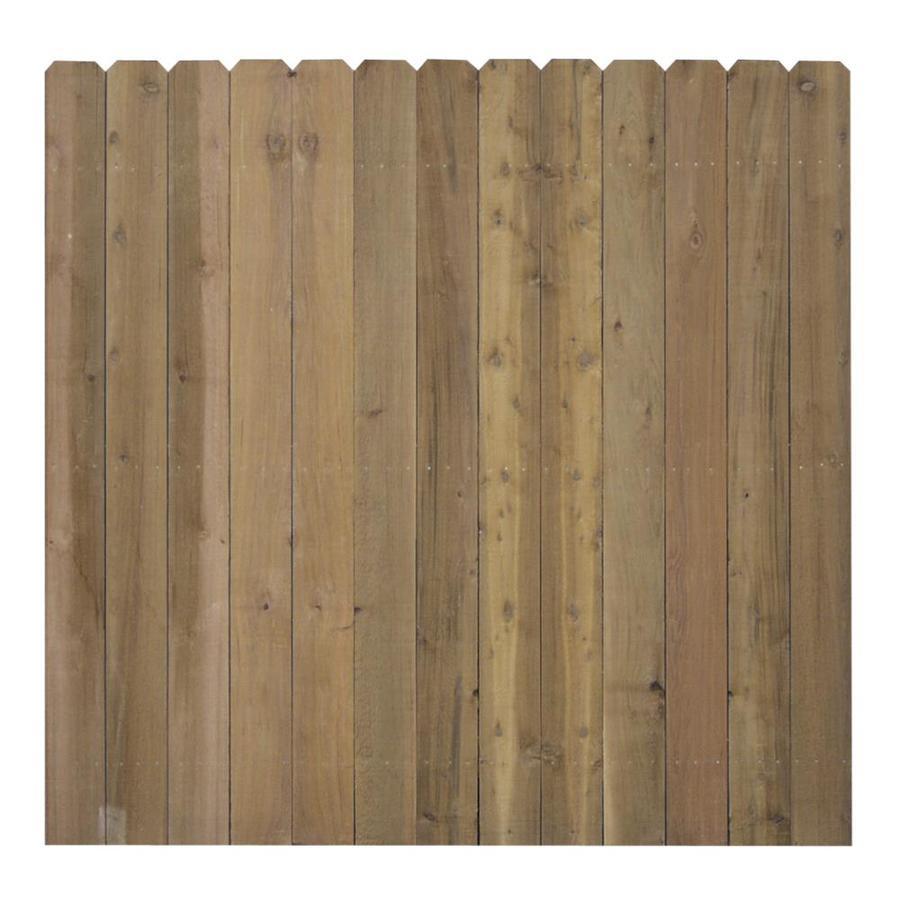 shop actual x 8 ft pressure treated spruce pine. Black Bedroom Furniture Sets. Home Design Ideas