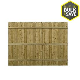 Fence Panels At Lowes Com