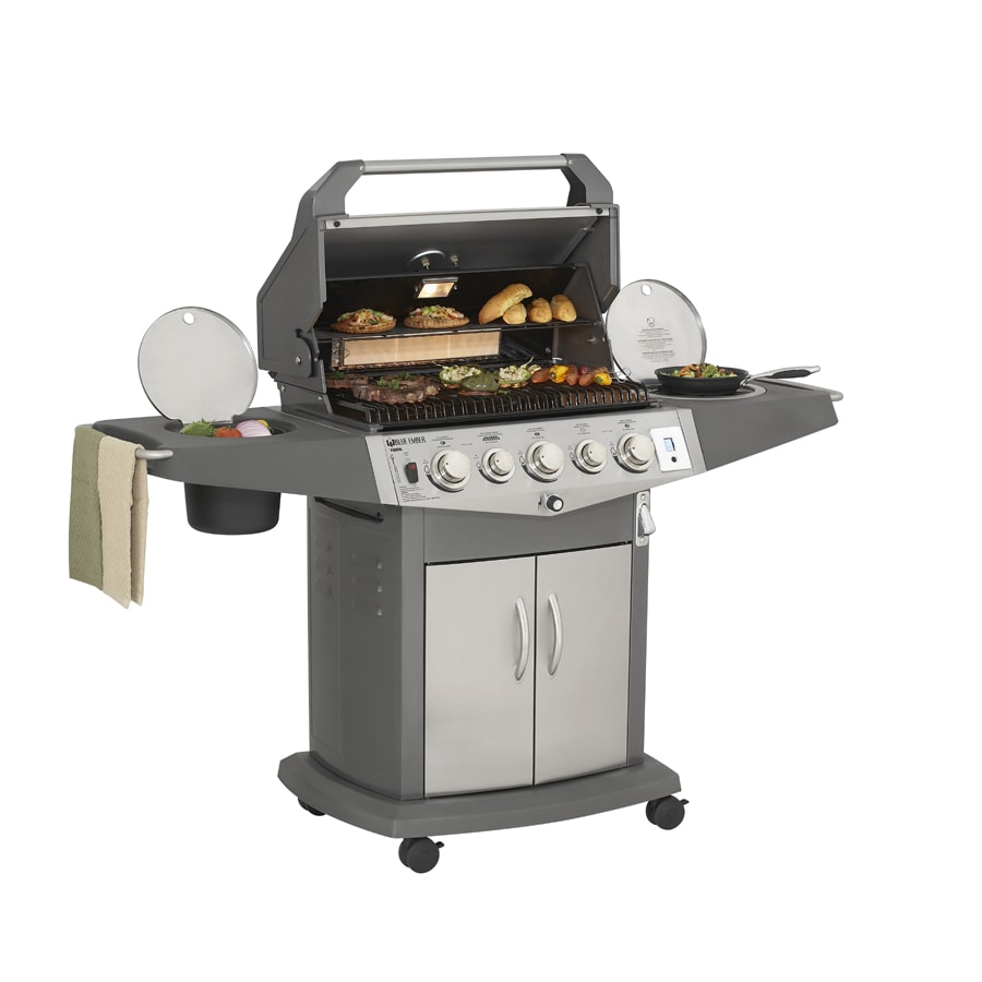 Shop blue ember gas grill at for Giordano shop barbecue a gas