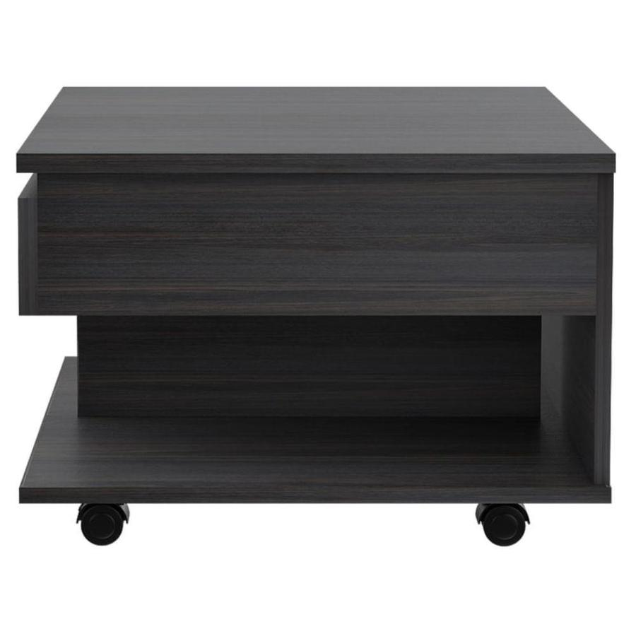 Luanda Dark Brown Coffee Table In The Coffee Tables Department At Lowes Com