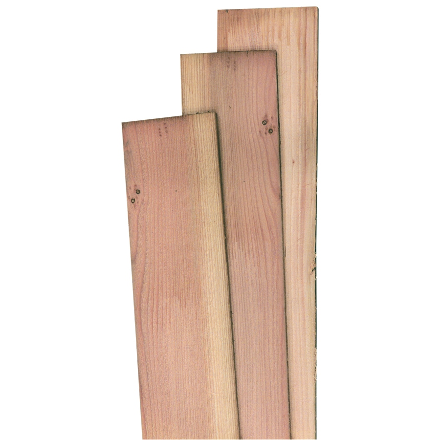 Shop 1x6x12 Kd Tongue Groove Western Red Cedar At