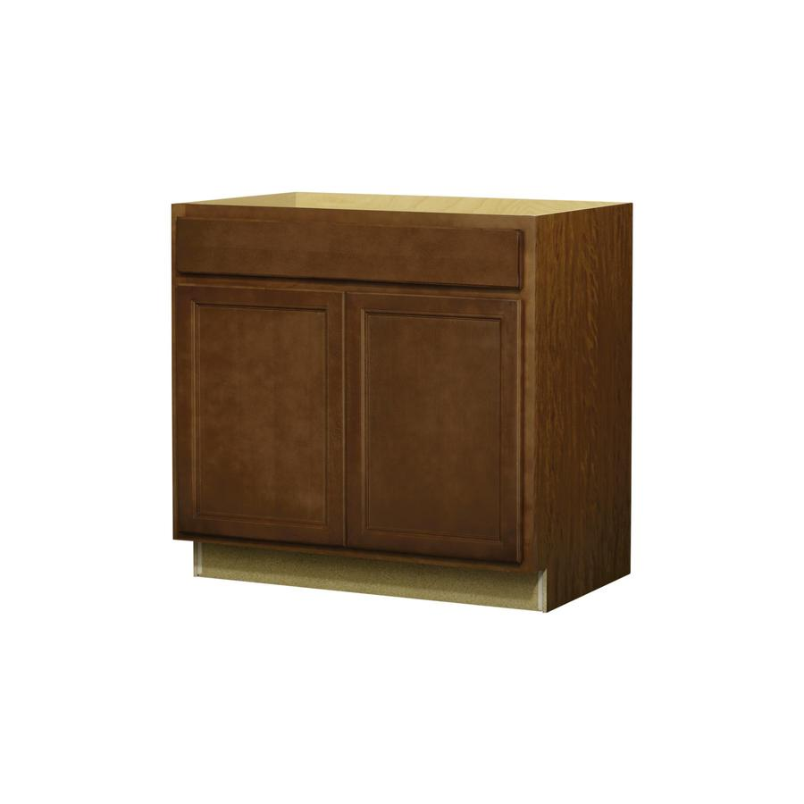 Shop kitchen classics napa 36 in w x 35 in h x d Kitchen cabinets 75 off