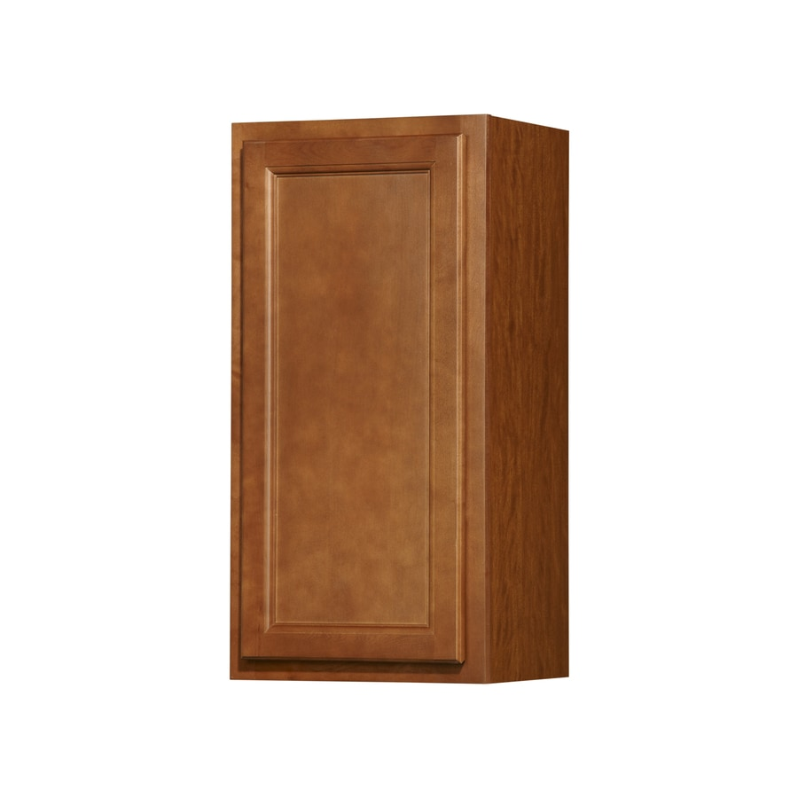 Kitchen Classics Napa 15.0-in W x 30.0-in H x 12.0-in D Saddle Door Wall Cabinet