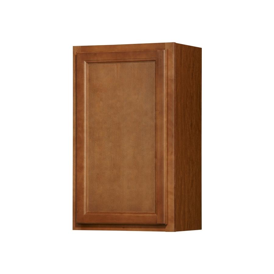 Kitchen Door Napa Ca: Kitchen Classics Napa 18-in W X 30-in H X 12-in D Saddle