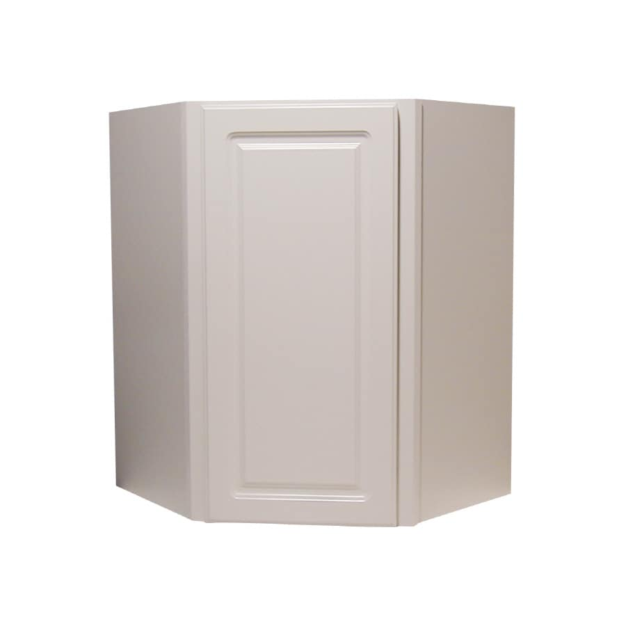 Shop Kitchen Classics 30 In X 24 In X 12 In Corner Kitchen Wall Cabinet At