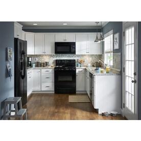 Shop Kitchen Classics Arcadia 30-in W x 30-in H x 12-in D ...