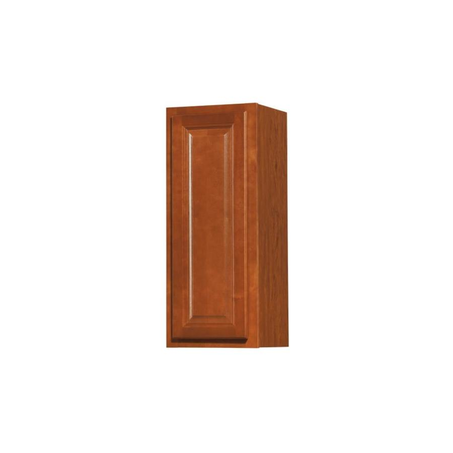 Diamond NOW Cheyenne 12-in W x 30-in H x 12-in D Saddle Door Wall Cabinet