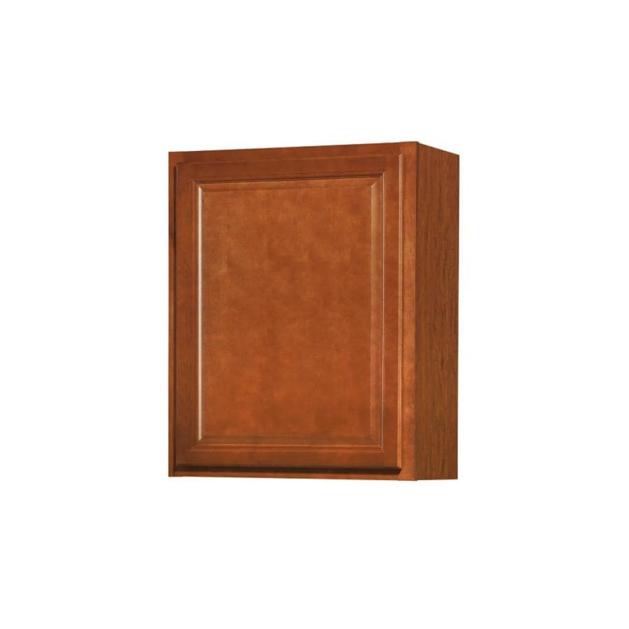 Diamond NOW Cheyenne 24-in W x 30-in H x 12-in D Saddle Door Wall Cabinet