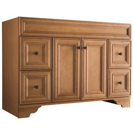 Shop In Stock Vanities At Lowescom - Lowes 48 bathroom vanity