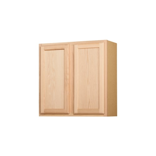 Kitchen Classics 30-in x 30-in x 12-in Oak Unfinished ...