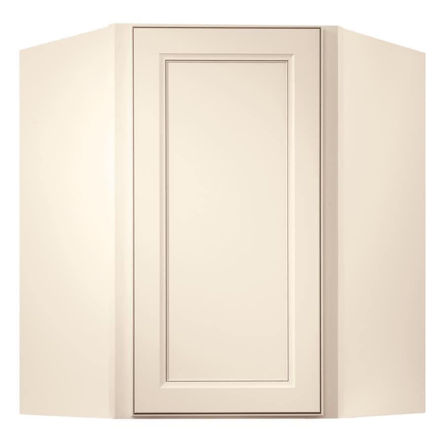 Shop diamond now caspian 24 in w x 30 in h x 12 in d for Kitchen cabinets lowes with papiers peints vintage