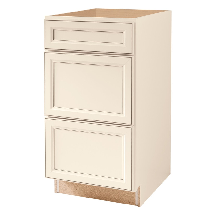 Shop diamond now caspian 18 0 in w x 35 0 in h x d truecolor toasted antique square Kitchen cabinets 75 off