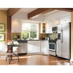 Kitchen Classics Concord 24-in W x 35-in H x 23.75-in D ...