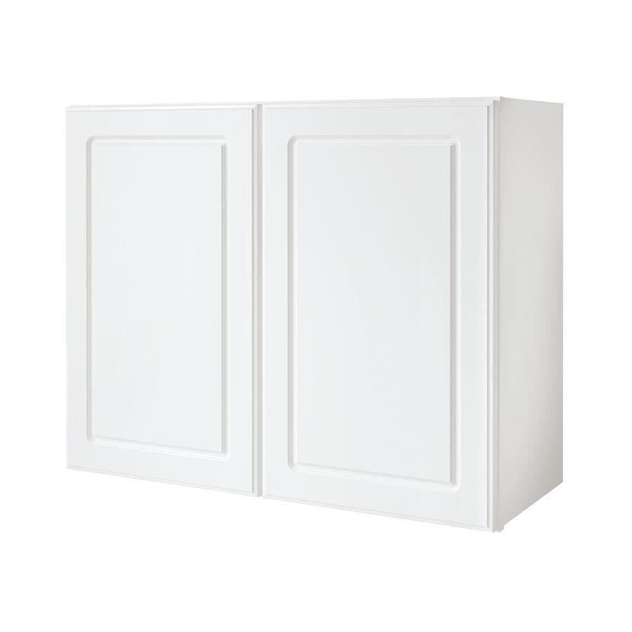 Diamond NOW Concord 30-in W x 24-in H x 12-in D White Door ...