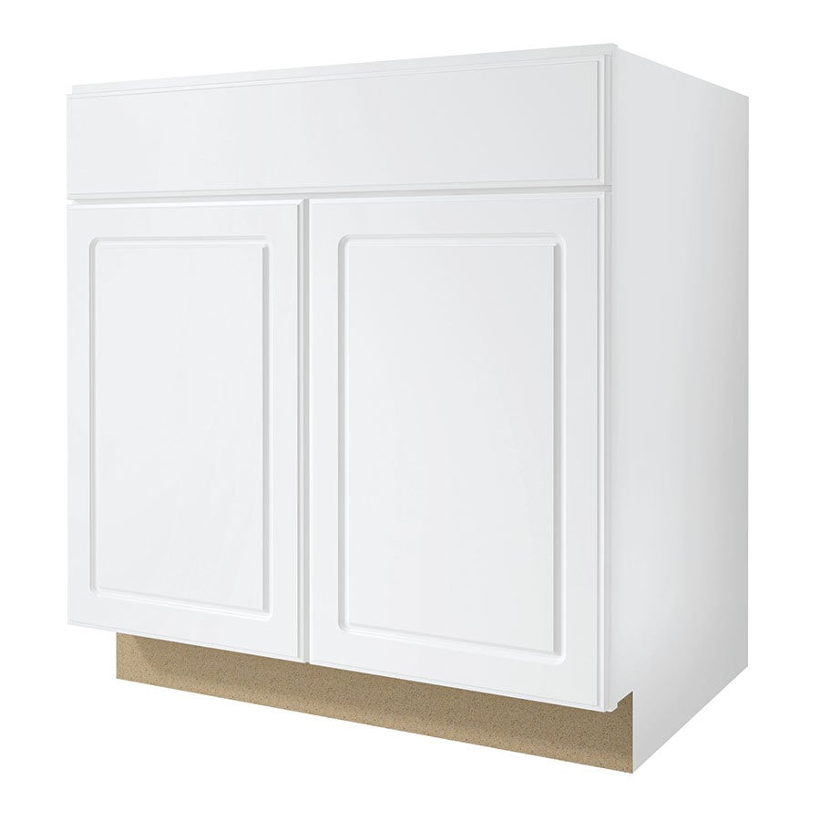 Shop Kitchen Classics Concord 33 In W X 35 In H X D Finished Concord Door And Drawer
