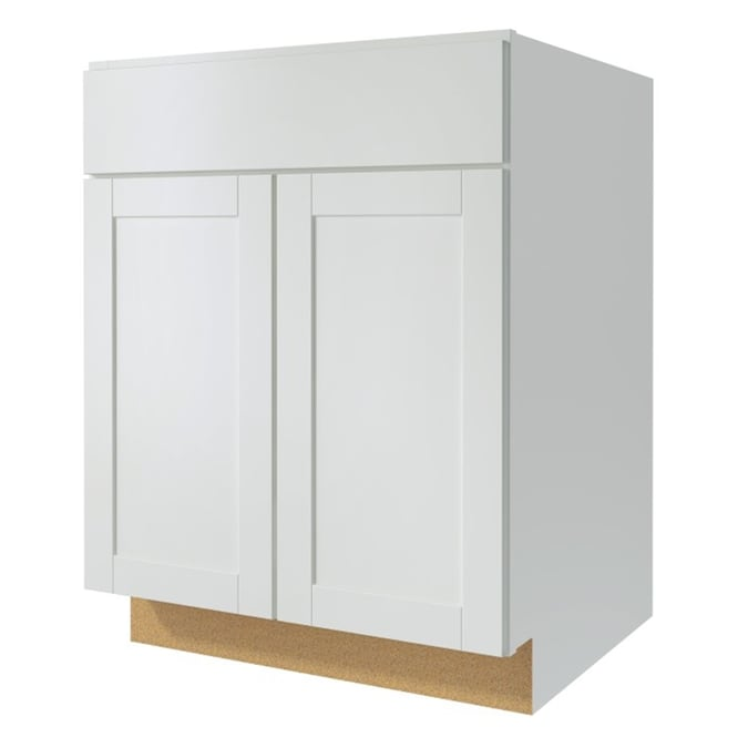 Kitchen Classics 27-in W x 35-in H x 23.75-in D Finished ...