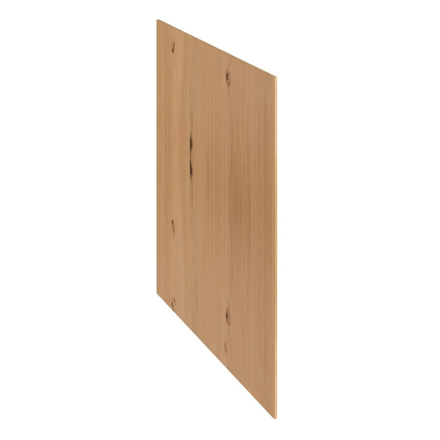 Diamond NOW Denver 48-in x 36-in Hickory Cabinet End Panel