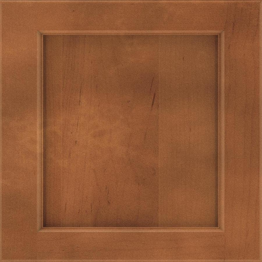 Diamond Karwin 14.75-in x 14.75-in Cattail Maple Square Cabinet Sample
