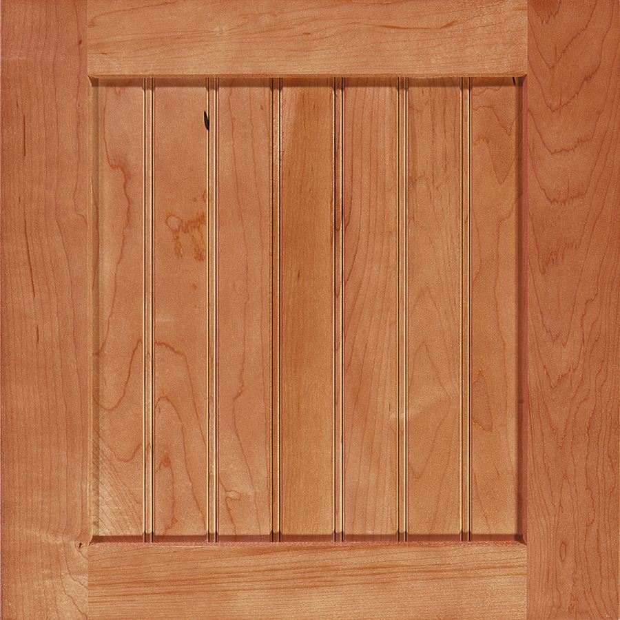 Diamond Farmington 14.75-in x 14.75-in Cider Maple Square Cabinet Sample