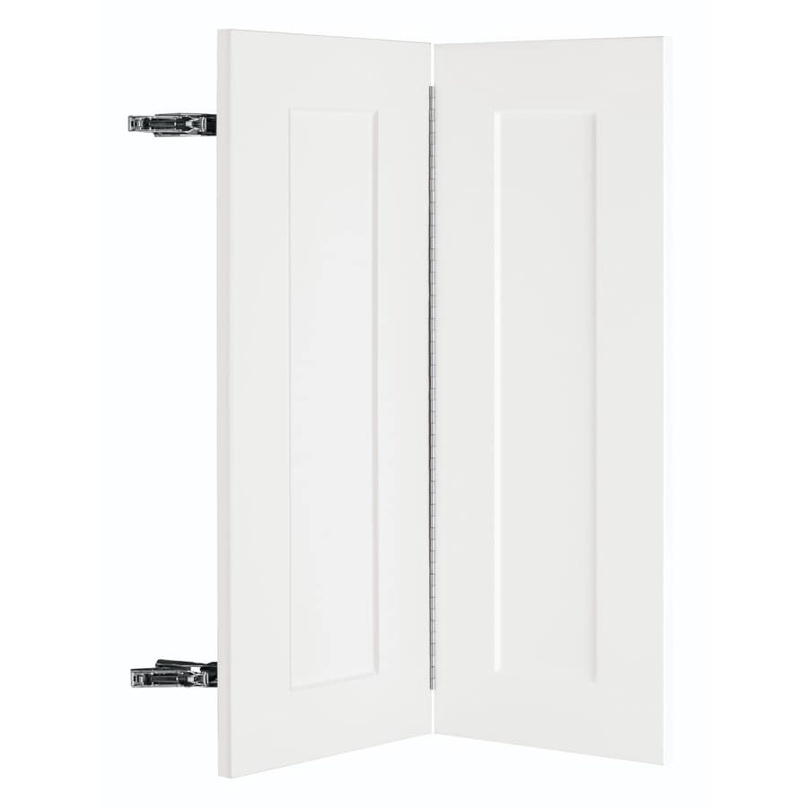 White Kitchen Cabinet Door shop kitchen cabinet doors at lowes