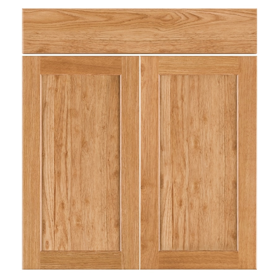 kitchen cabinet doors and drawer fronts shop nimble by base cabinet door and drawer front 9095
