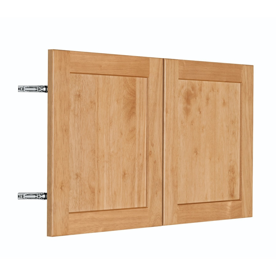 Shop Nimble By Diamond Stained Wall Cabinet Door At Lowes.com