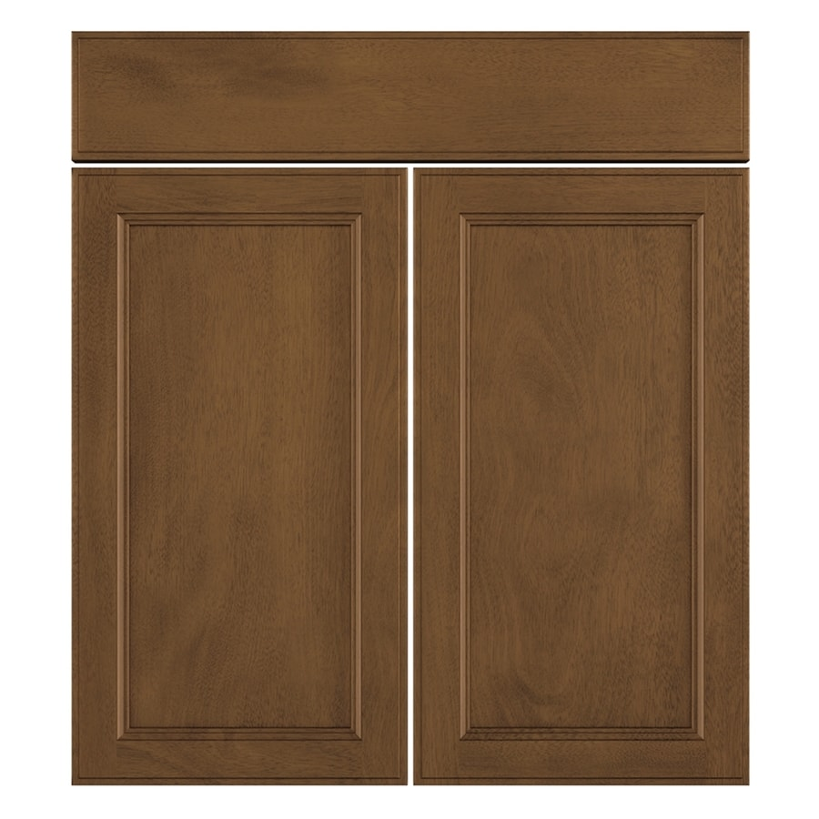 Shop nimble by diamond prefinished base cabinet door and for Prefinished kitchen cabinets