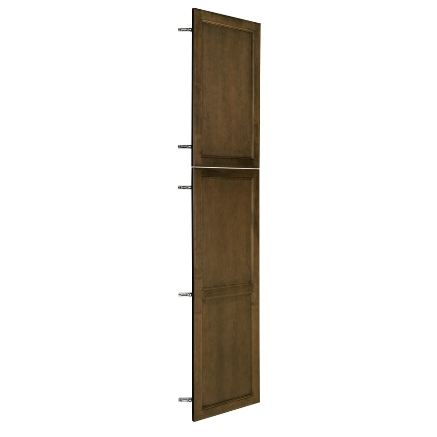 Nimble by Diamond Prefinished Birch Pantry Cabinet Doors