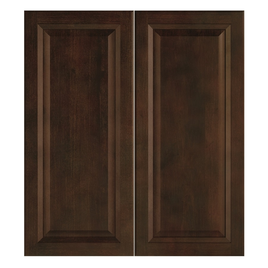 Shop Nimble By Diamond Prefinished Wall Cabinet Door At Lowes