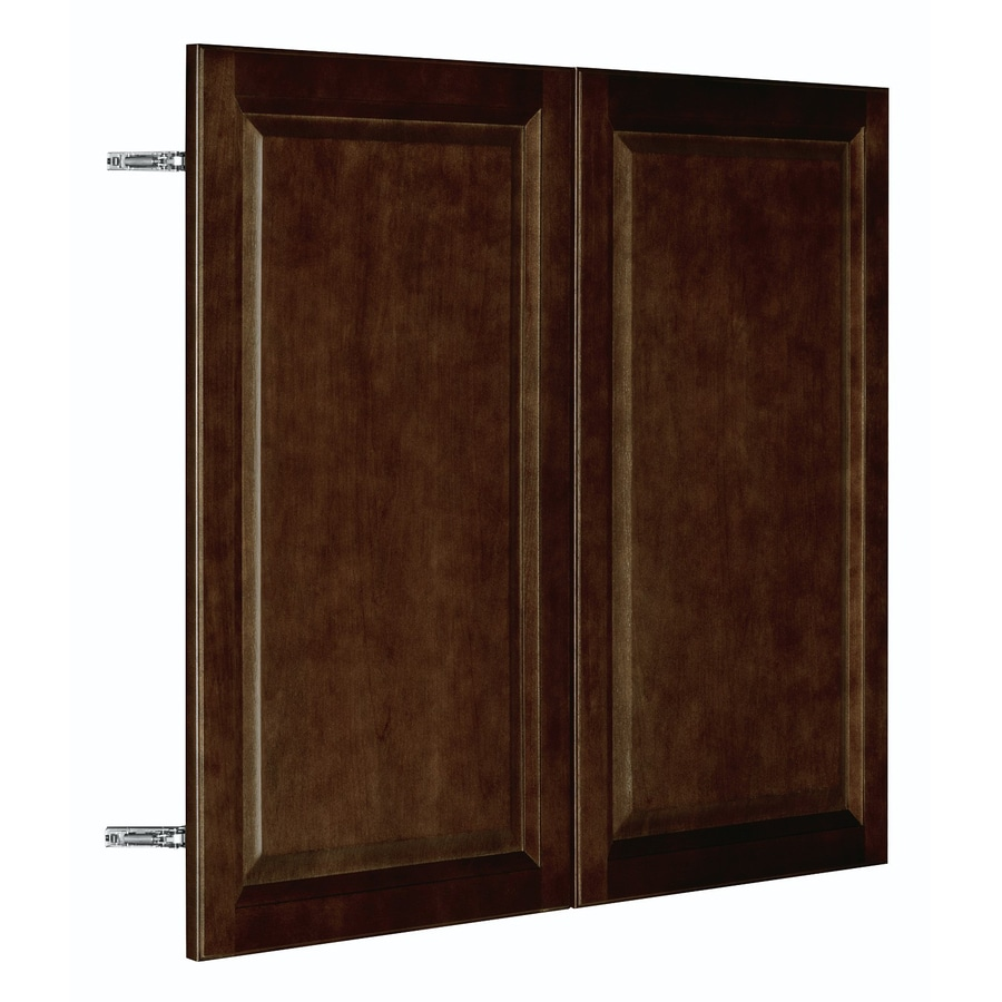shop nimble by diamond prefinished birch wall cabinet door