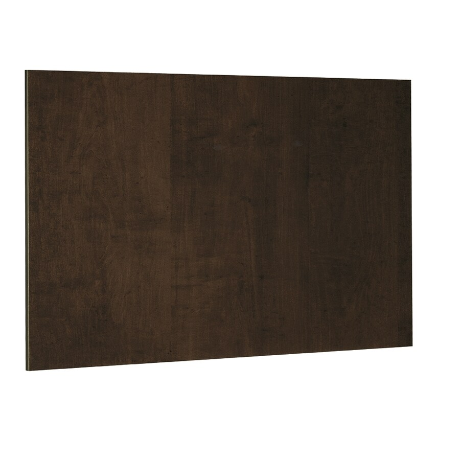 Nimble by Diamond Balsamic Barrel 48-in x 36-in Umber Cabinet End Panel