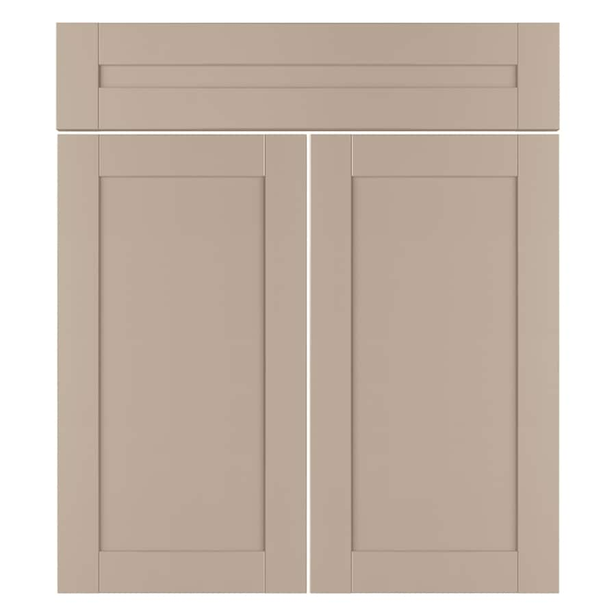 Shop nimble by diamond prefinished kitchen cabinet door at for Prefinished kitchen cabinets