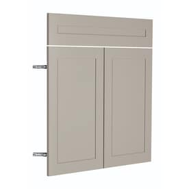 gray kitchen cabinet doors at lowes com