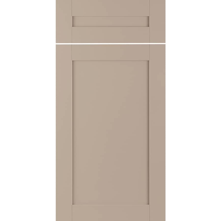 Nimble by Diamond Prefinished Blind Corner Base Cabinet Door And Drawer Front