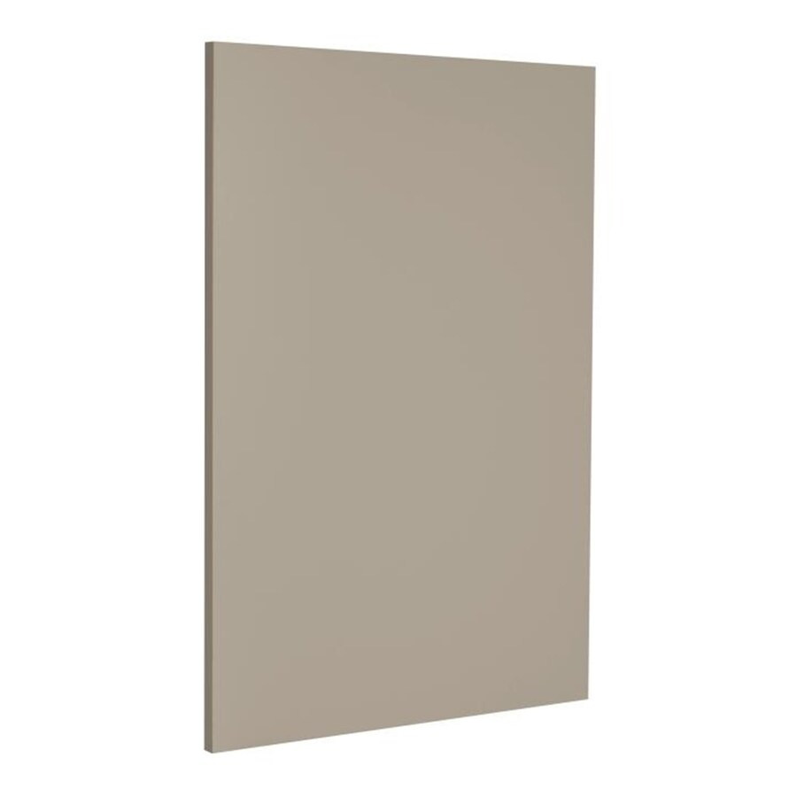 Nimble by Diamond Sea Salt 24.75-in W x 30-in H x 0.625-in D Cloud Cabinet End Panel