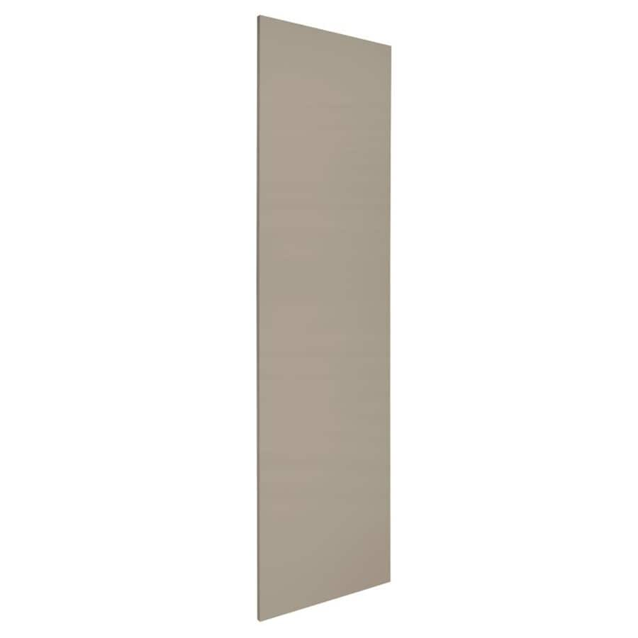 Nimble by Diamond Sea Salt 24.875-in W x 79-in H x 0.625-in D Cloud Cabinet End Panel